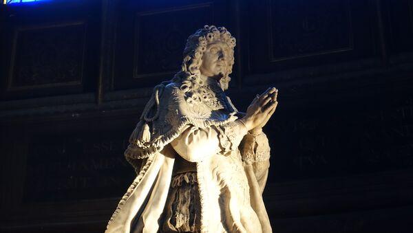 Tombe de Jean-Baptiste Colbert à l'église Saint-Eustache à Paris - Sputnik France