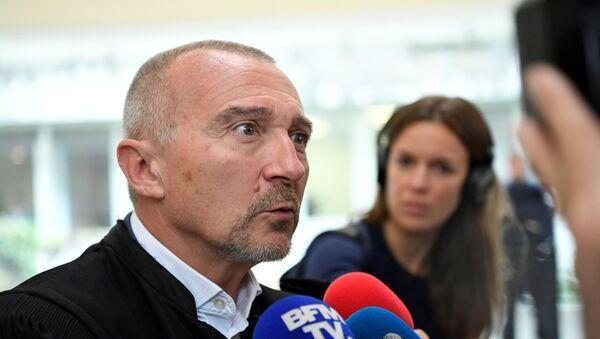 L'avocat Laurent-Franck Liénard - Sputnik France