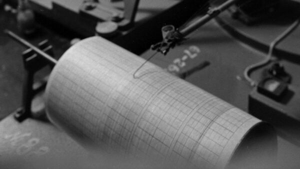 Un sismographe - Sputnik France