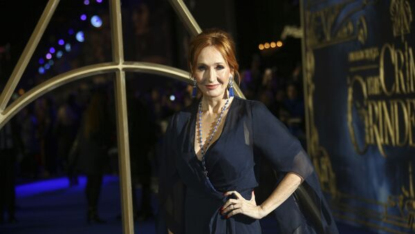J.K. Rowling - Sputnik France