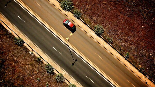 Une autoroutes au Sénégal, image d'illustration - Sputnik France