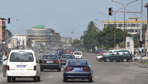 Boulevard Valery Giscard d'Estaing, Abidjan - Sputnik France