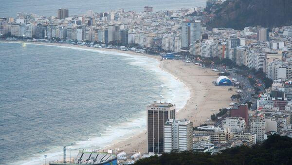 Plage de Copacabana à Rio de Janeiro - Sputnik France