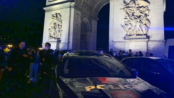 Action de policiers, le 13 juin 2020 - Sputnik France