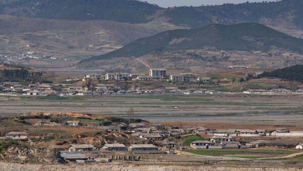 Kaesong, une ville frontalière de Corée du Nord - Sputnik France