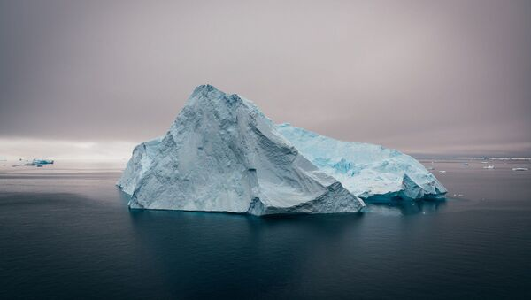 Un iceberg (image d'illustration) - Sputnik France