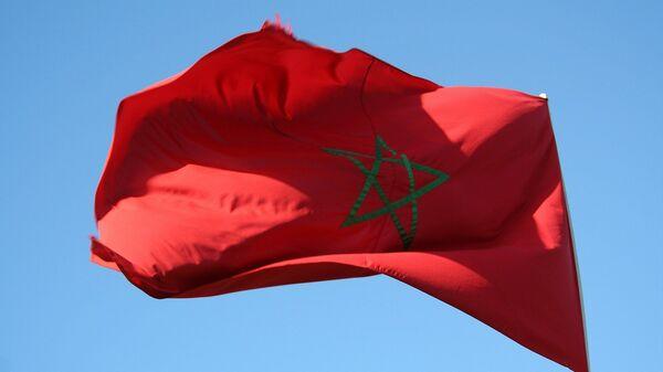 Drapeau Maroc  - Sputnik France