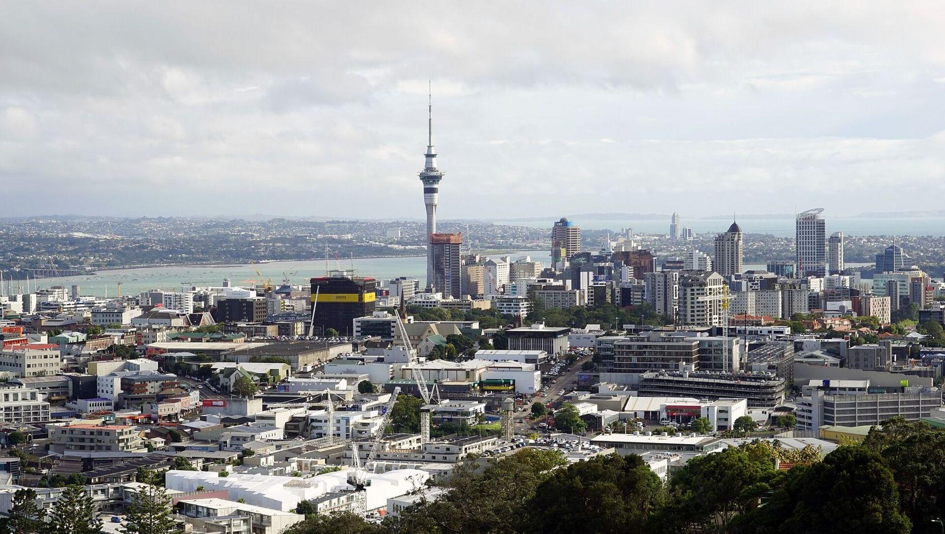 Auckland - Sputnik France, 1920, 19.08.2021