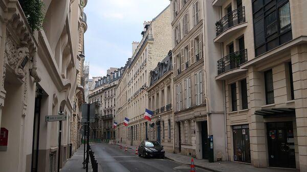 Siège de l'IGPN, 11 rue Cambacérès (8e arrondissement de Paris). - Sputnik France
