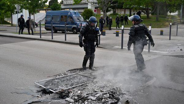 Dijon, après les violences - Sputnik France
