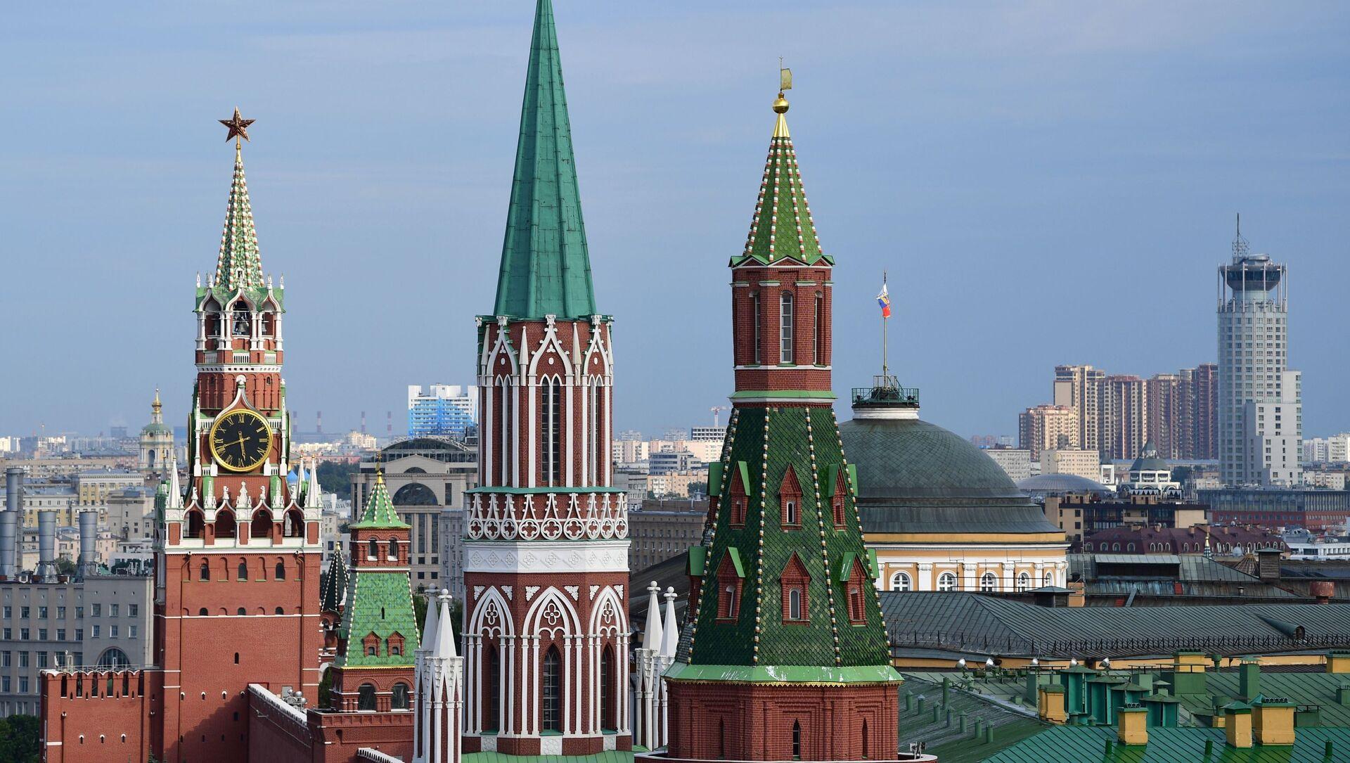 Le Kremlin de Moscou - Sputnik France, 1920, 17.03.2021