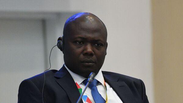 Josué Madjitoloum, président du conseil de l'administration de l'Organisation nationale patronale des Entreprises du Tchad  - Sputnik France