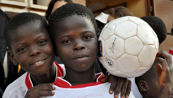 Des Enfants Au Togo - Sputnik France