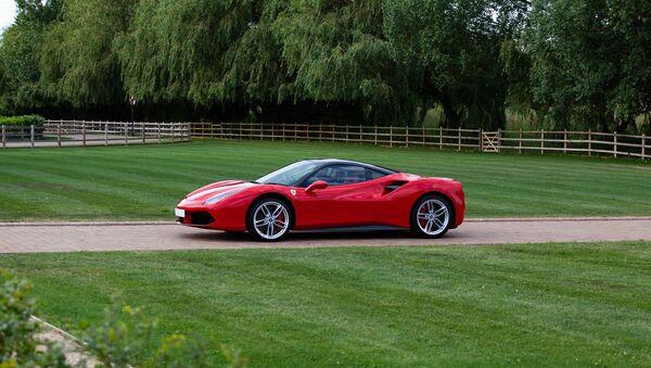Ferrari 488 (image d'illustration)  - Sputnik France