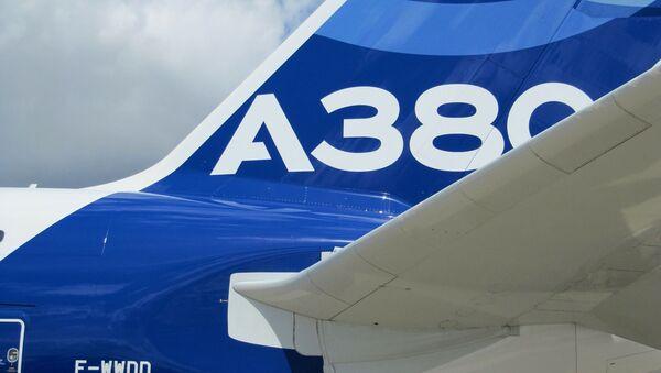 Un Airbus A380 - Sputnik France
