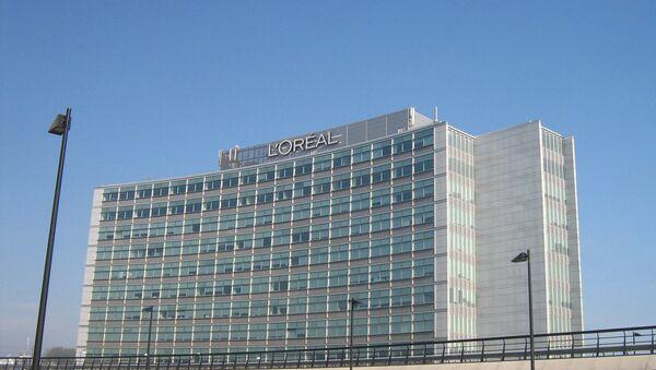 Siège local de L'Oréal aux Pays-Bas à Hoofddorp. - Sputnik France