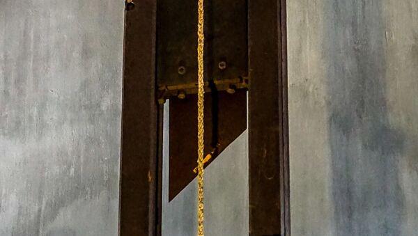 Une guillotine - Sputnik France