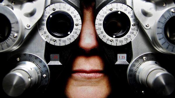 Chez l'ophtalmologue - Sputnik France