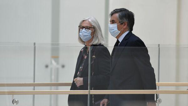François et Pénélope Fillon - Sputnik France