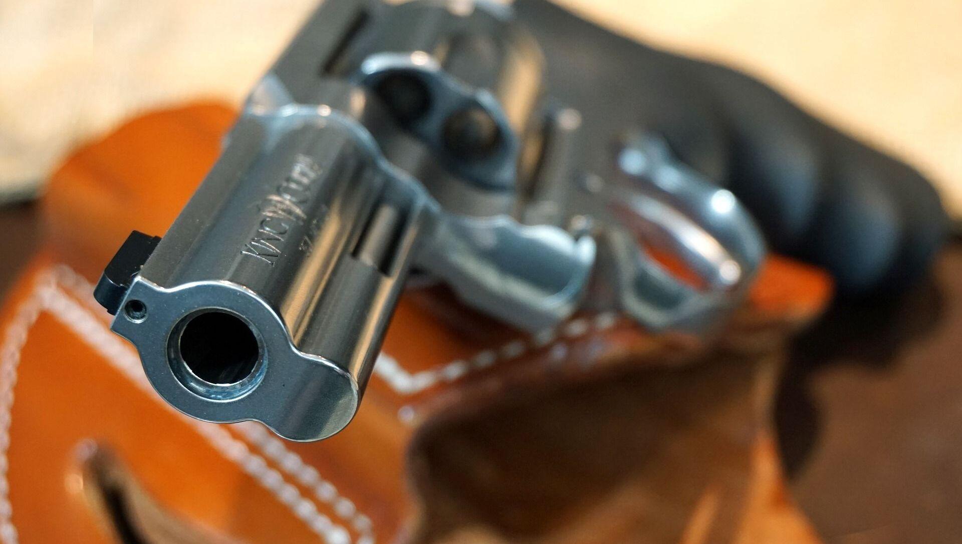 Un revolver (image d'illustration) - Sputnik France, 1920, 12.06.2021