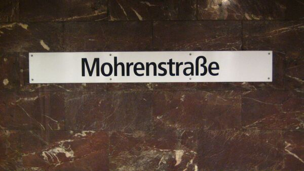 Station de métro Mohrenstrasse à Berlin - Sputnik France