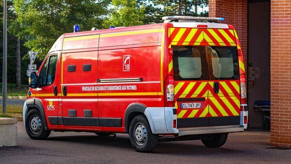 Un véhicule de pompiers - Sputnik France