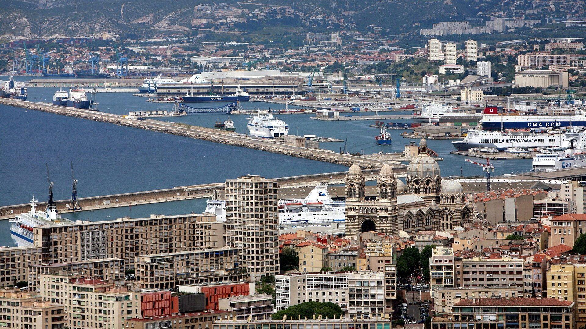 Marseille - Sputnik France, 1920, 23.09.2021