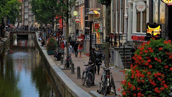 Amsterdam, capitale néerlandaise - Sputnik France