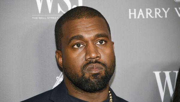 Kanye West - Sputnik France