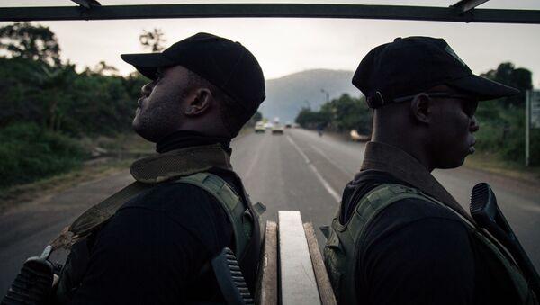 Des soldats camerounais dans la Sud-Ouest du Cameroun. - Sputnik France