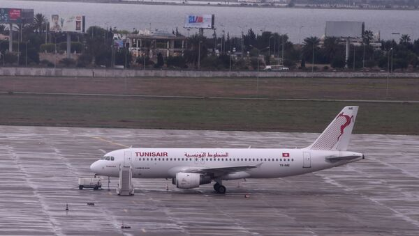 Un avion de Tunisair - Sputnik France