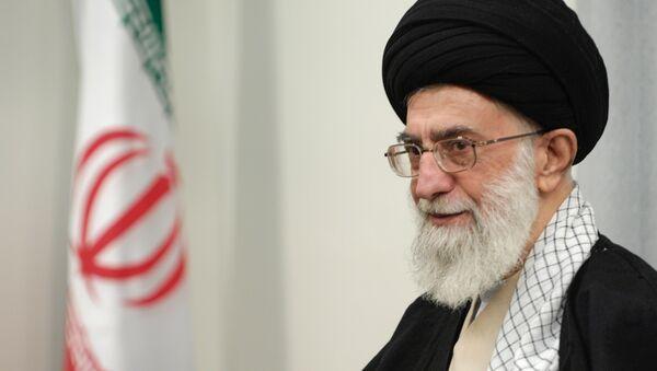 Ayatollah Sayed Ali Khamenei - Sputnik France