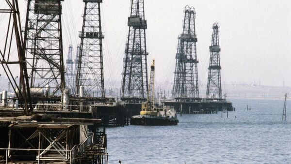 Installations pétrolières offshore - Sputnik France