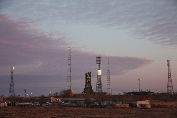 Csmodrome russe de Baïkonour - Sputnik France
