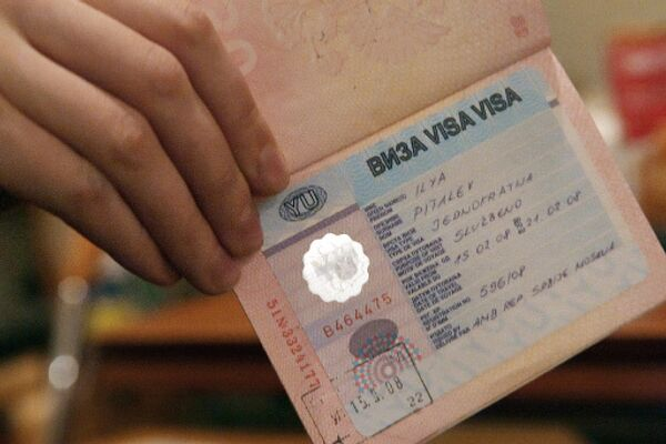 Russie-France: Poutine se réjouit de la simplification du régime des visas  - Sputnik France