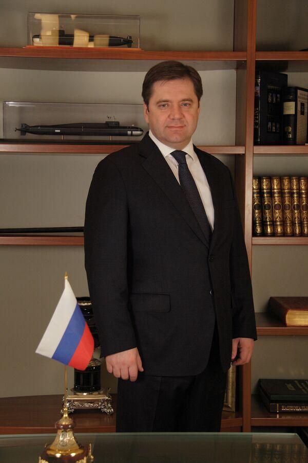 Sergueï Chmatko - Sputnik France