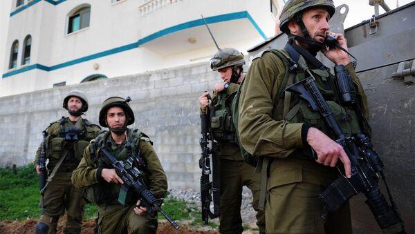 PO: des officiers palestiniens de renseignement arrêtés par des militaires israéliens  - Sputnik France