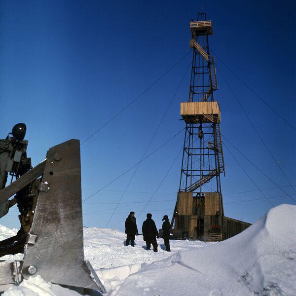 Pétrole: remise en exploitation des puits gelés en raison de la crise (Gazprom) - Sputnik France