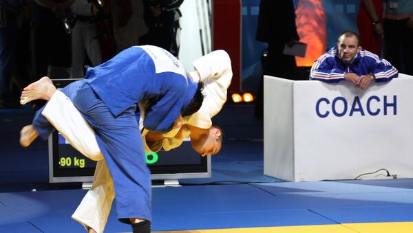 Judo - Sputnik France