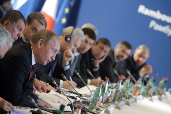 Poutine a apporté en France une «grande représentation  commerciale» - Sputnik France