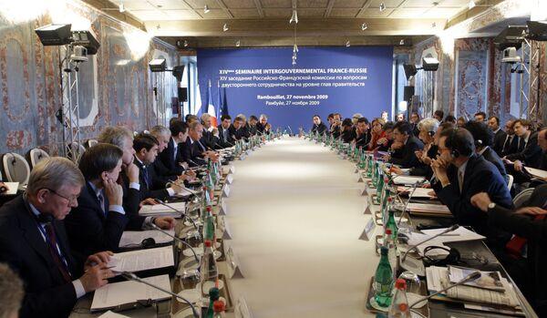 Gaz: l'Europe ne doit pas avoir peur des Russes (Total) - Sputnik France