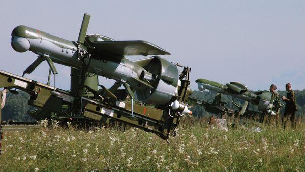 Un drone russe utilisé pour commander des lance-missiles multiples - Sputnik France