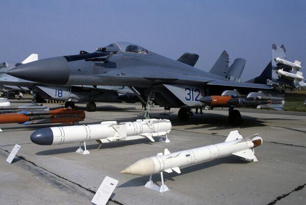 Le MiG-29K - Sputnik France