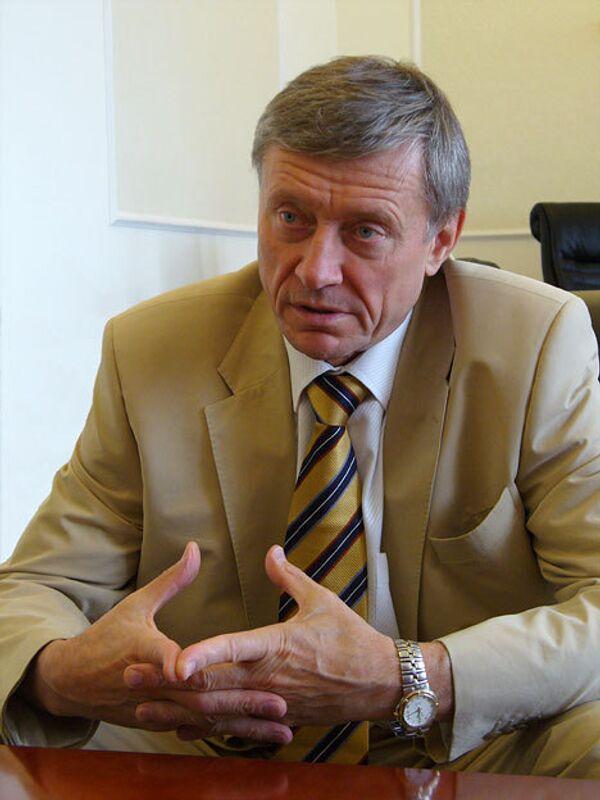 Le secrétaire général de l'Organisation du traité de sécurité collective Nikolaï Bordiouja - Sputnik France