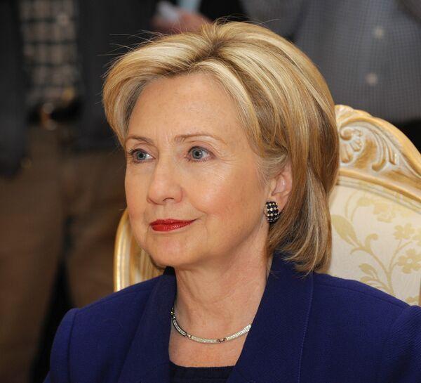 Washington prêt à associer Moscou au bouclier antimissile (Clinton) - Sputnik France