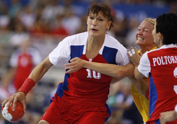 Handball - CM (F): la Russie remporte les trois premiers matches  - Sputnik France