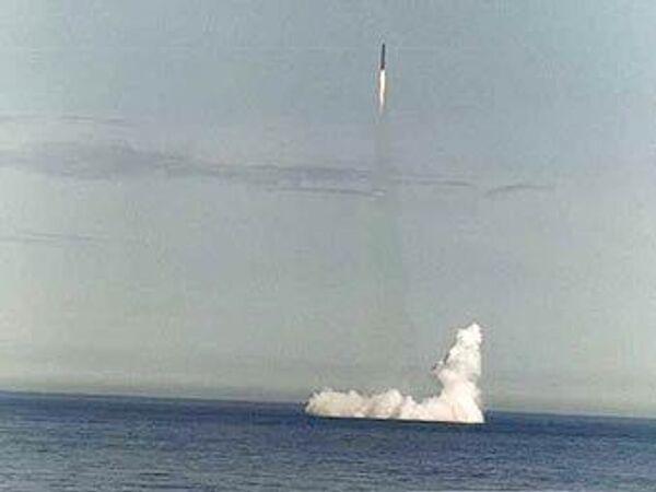 Missile Boulava - Sputnik France