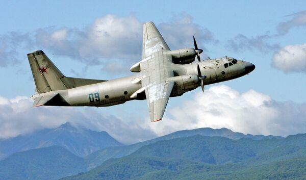 Antonov An-26 - Sputnik France