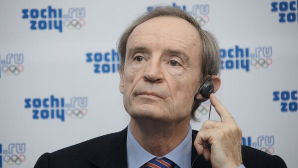 Un héros, une étoile: Jean-Claude Killy immortalisé à Sotchi - Sputnik France