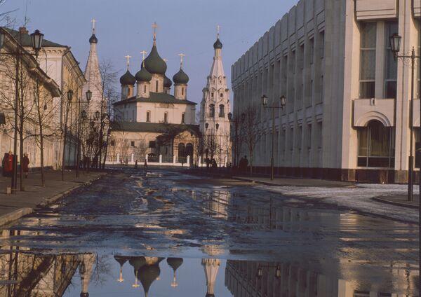 L'église Saint-Elie-le-Prophète de Iaroslavl - Sputnik France